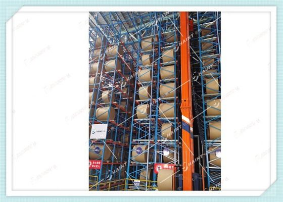 Heavy Duty ASRS Automated Storage Retrieval System , Automated Warehouse Racking Systems