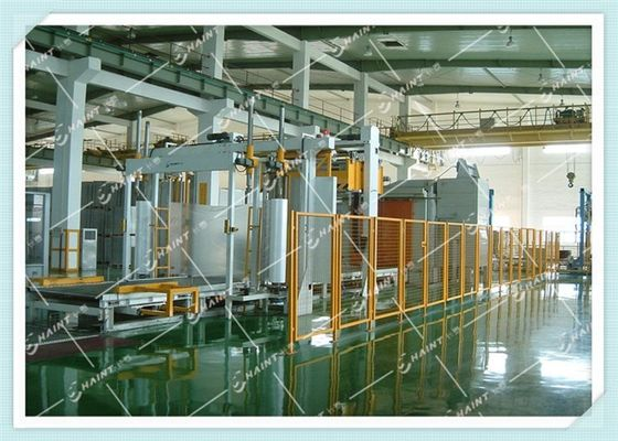 Paper Mill Auto Wrapping Machine , Pallet Wrapping Solutions Labor Saving
